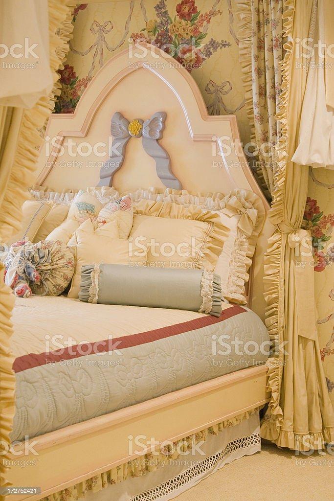Bedroom interior royalty-free stock photo