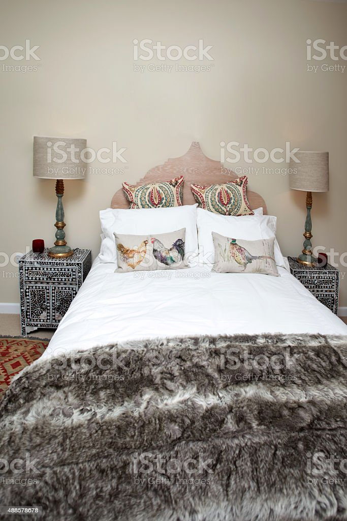 Schlafzimmer Innenansicht – Foto