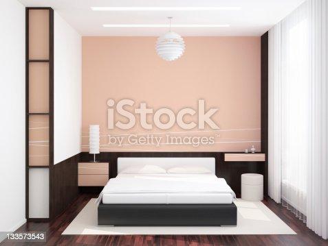 658604764 istock photo Bedroom Modern Room 133573543