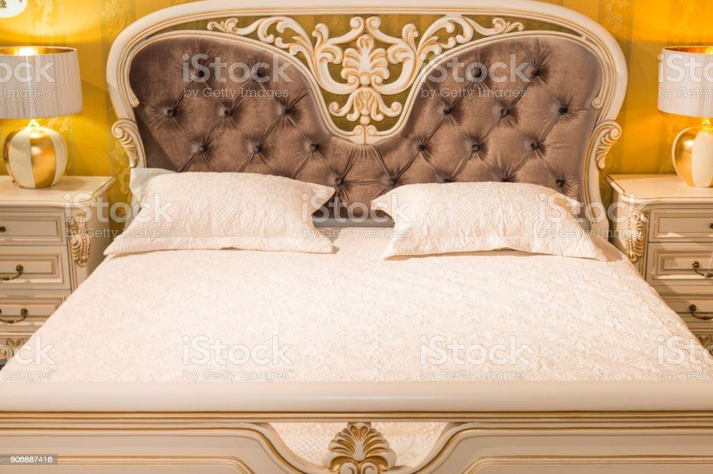 Bedroom. stock photo