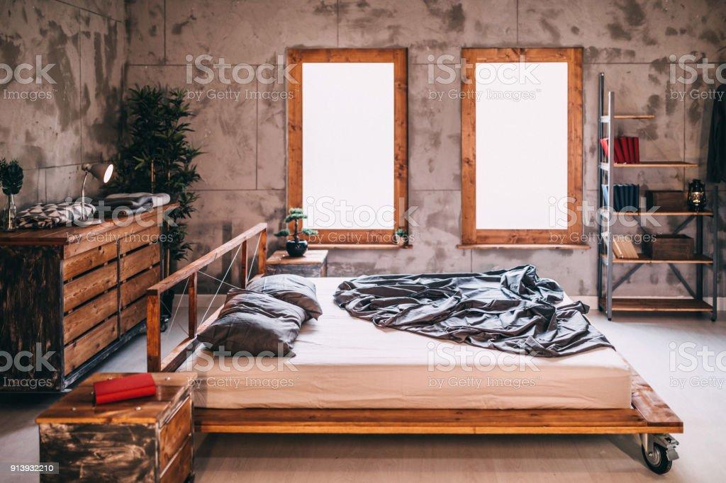 Chambre à coucher  - Photo