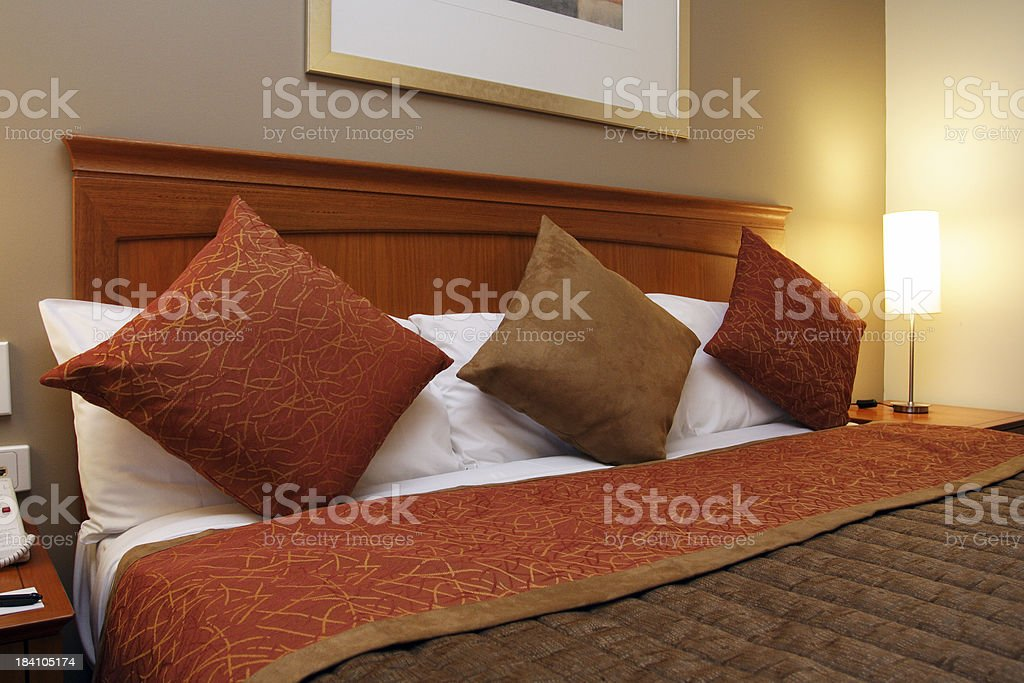 bedroom suite royalty-free stock photo