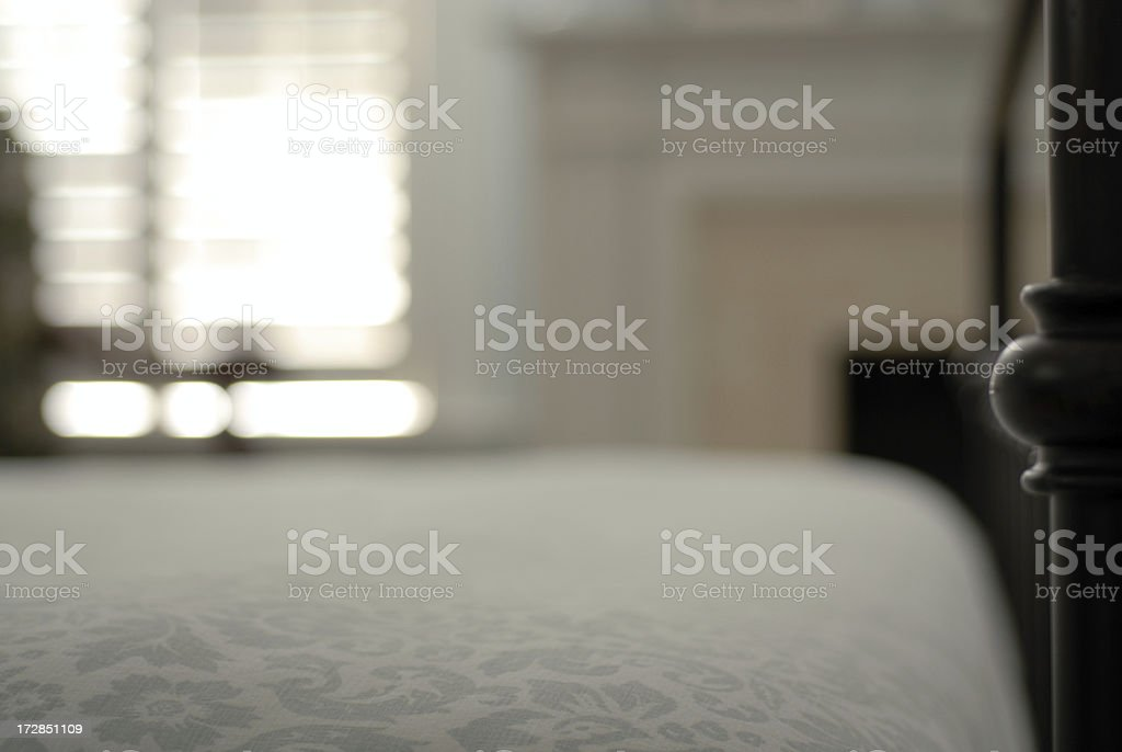 Bedroom_Series A royalty-free stock photo
