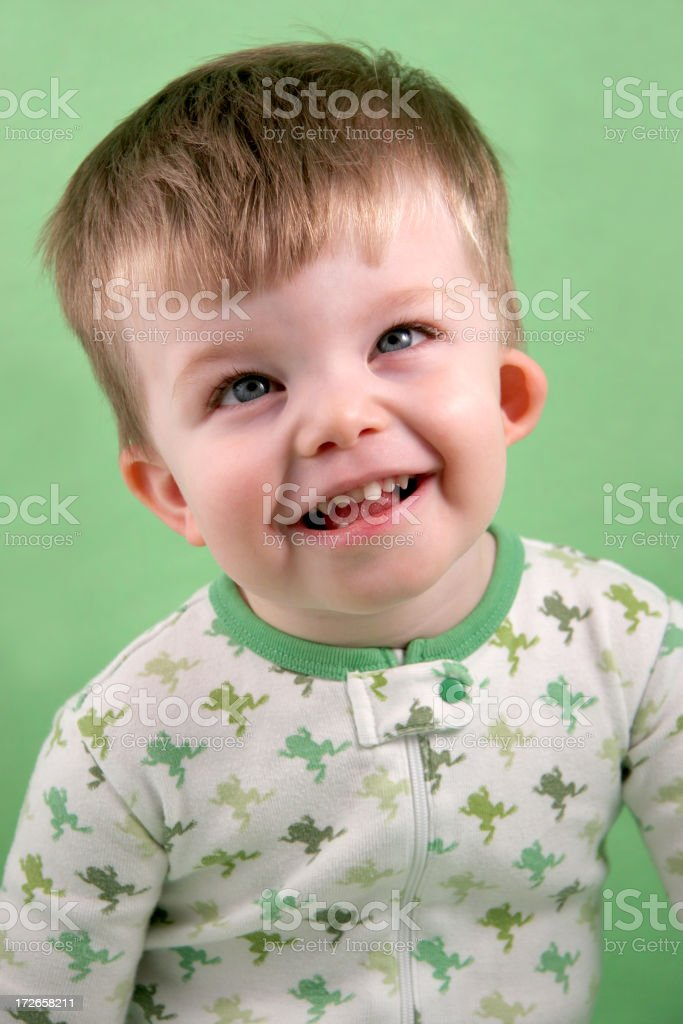 Bedtime! royalty-free stock photo
