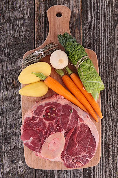 beef and vegetables beef and vegetables pot au feu stock pictures, royalty-free photos & images