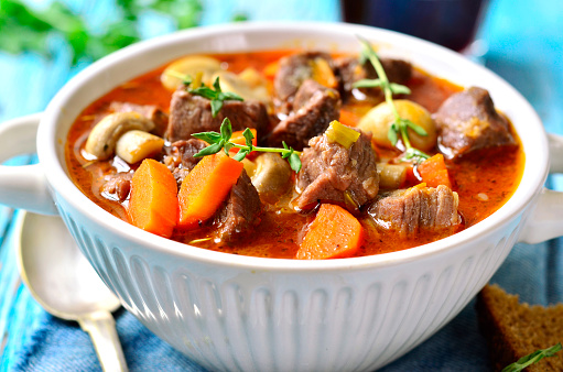 Beef Bourguignon Stock Photo - Download Image Now