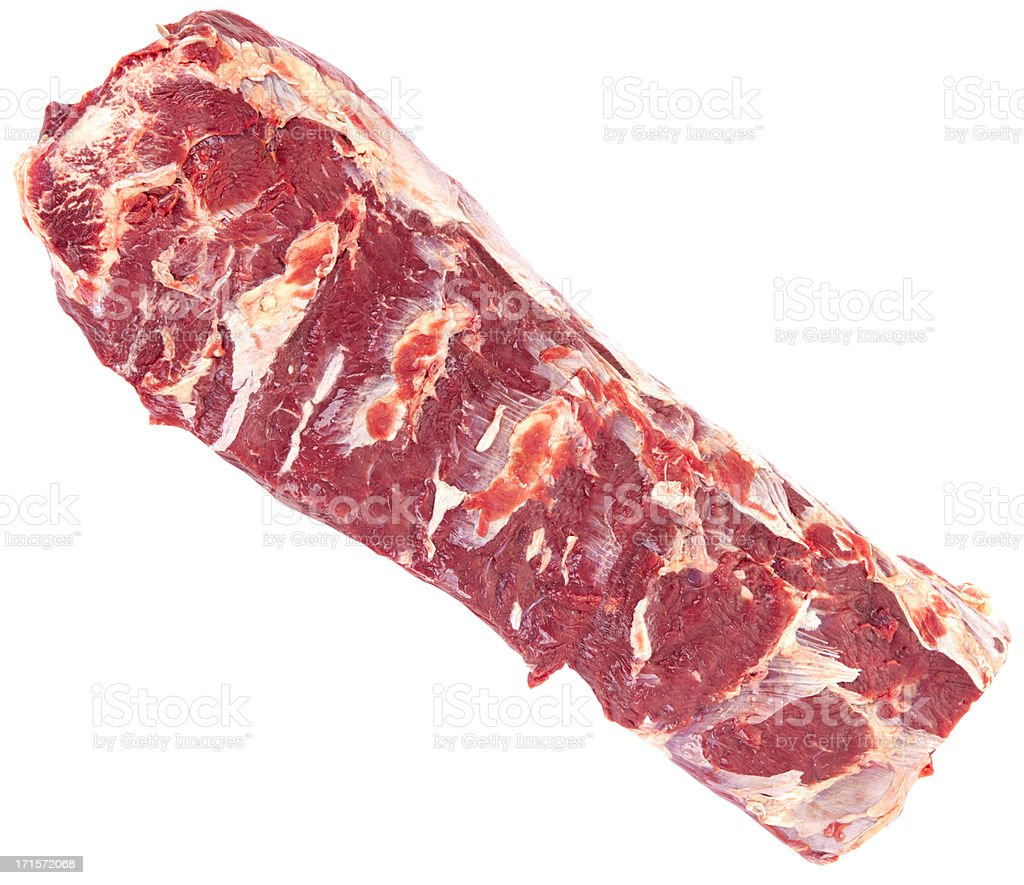 Beef Loin royalty-free stock photo