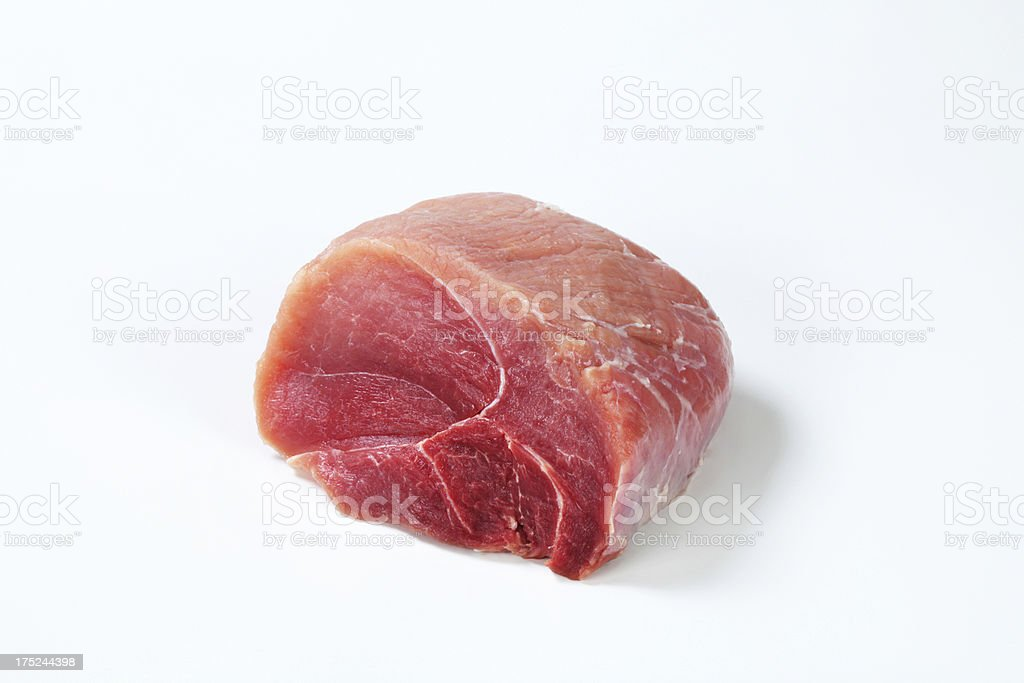 Beef shoulder royalty-free stock photo