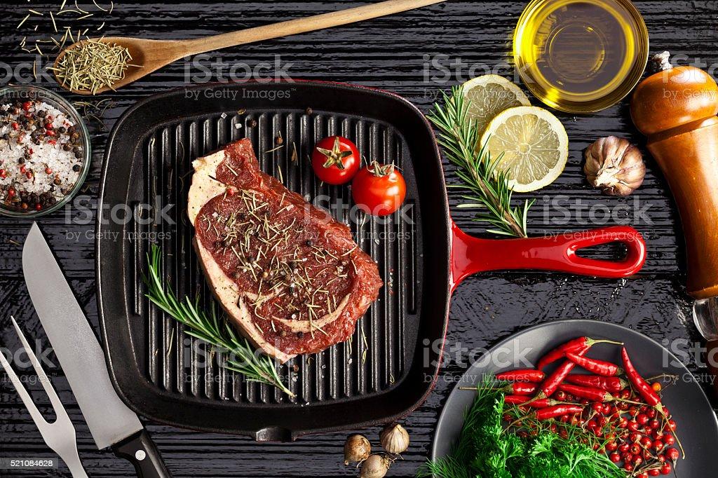 Filé de carne bovina - foto de acervo