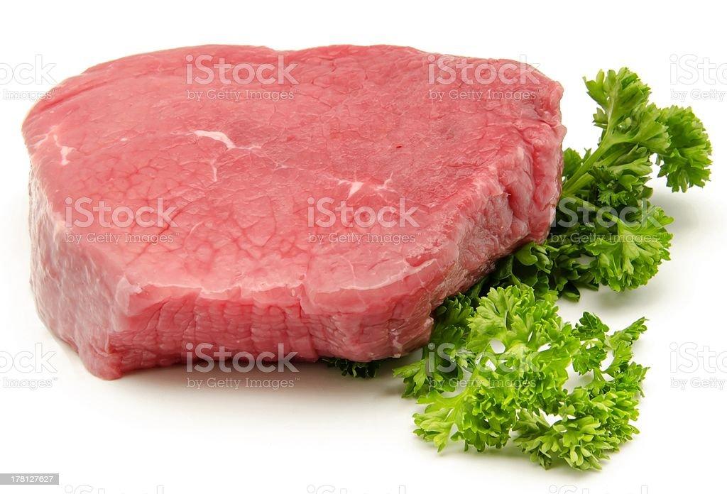 Beef steak royalty-free stock photo