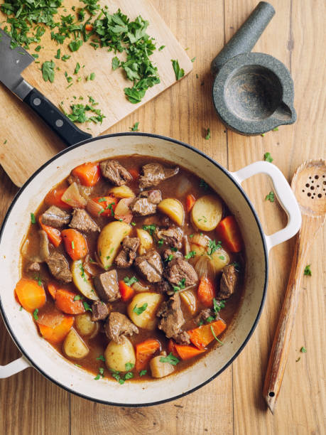 Beef stew Home made freshness beef stew stew stock pictures, royalty-free photos & images