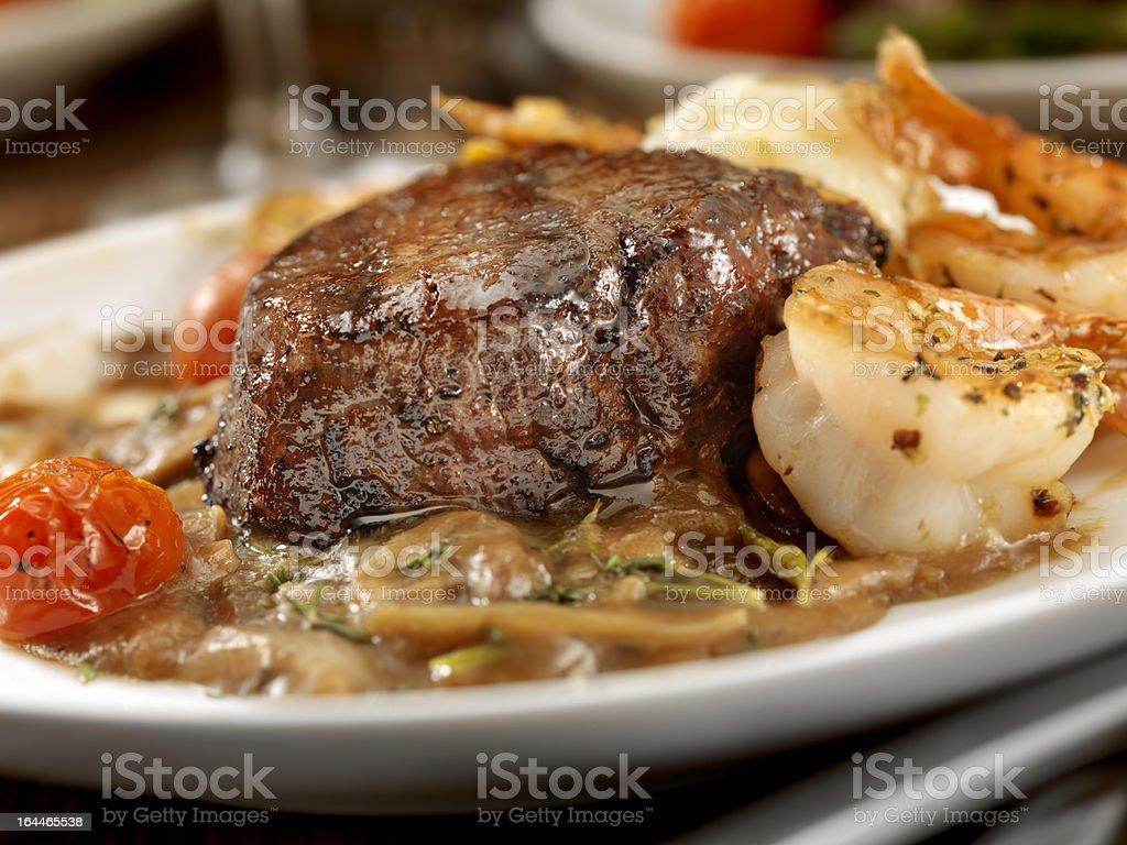 Beef Tenderloin Steak stock photo