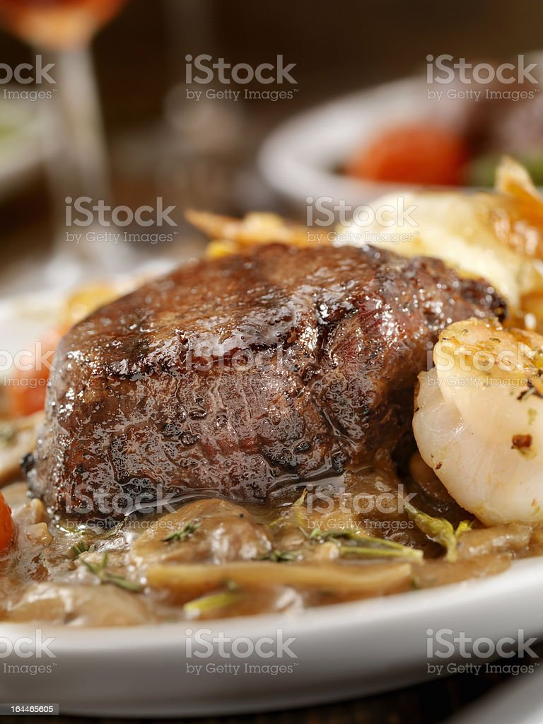 Beef Tenderloin Steak stock photo