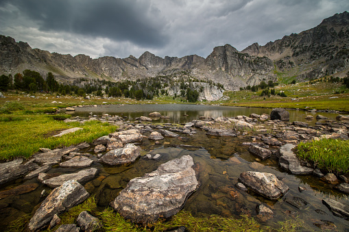 Known as one of the best hikes in the state of Montana, and a potential top 10 in the country, the short hike from Big Sky Resort to Beehive Basin is well worth the trip, and includes some spectacular views of the granite formations known as the Spanish Peaks.