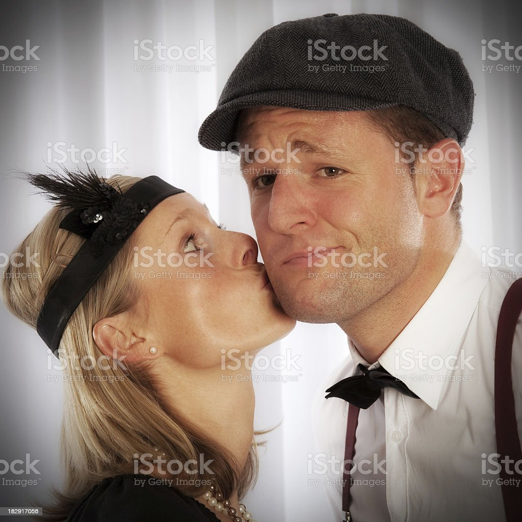Beeing married royalty-free stock photo