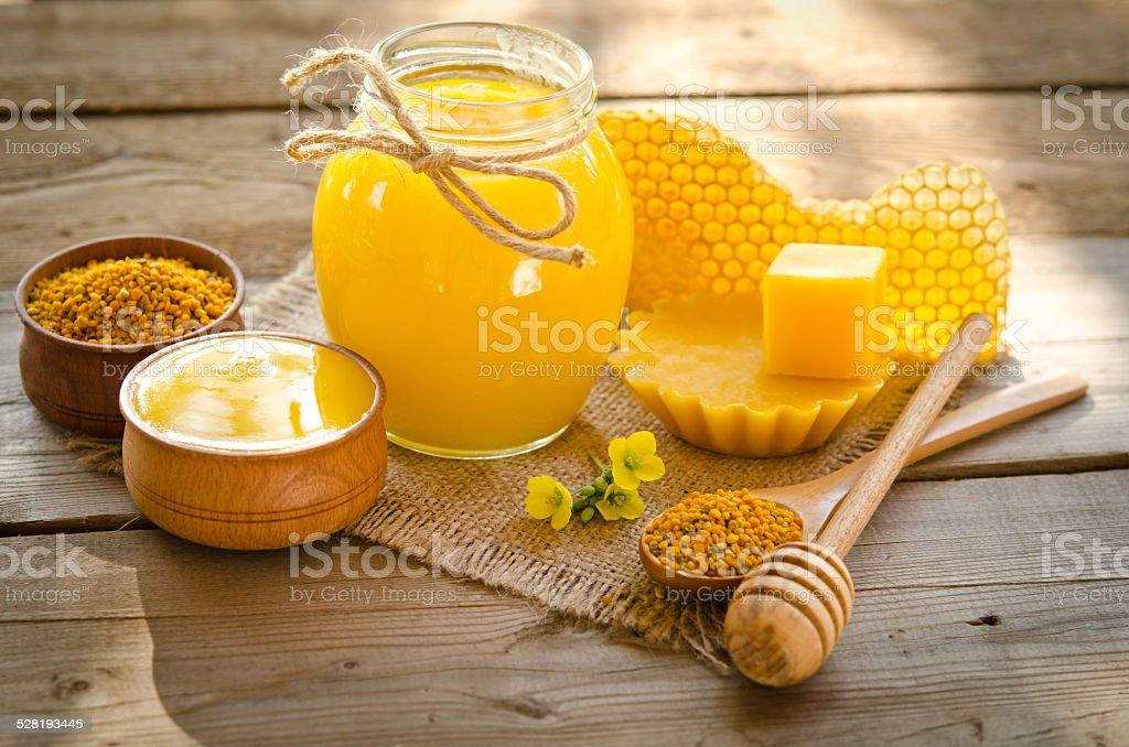 beekeeper's still life stok fotoğrafı