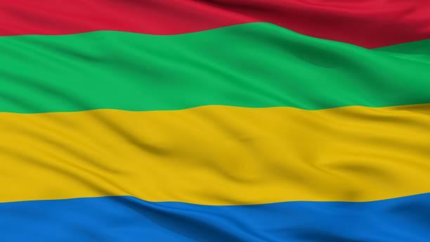beemster vlag, nederland, closeup stadszicht - beemster stockfoto's en -beelden