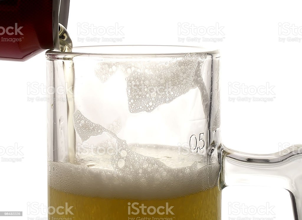 beer 05 royalty-free stock photo