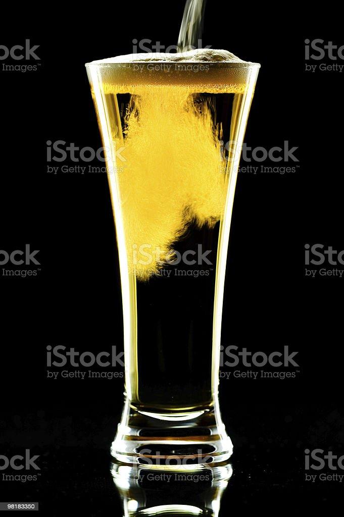 맥주, 블랙 royalty-free 스톡 사진