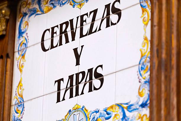 Bier und Tapas – Foto