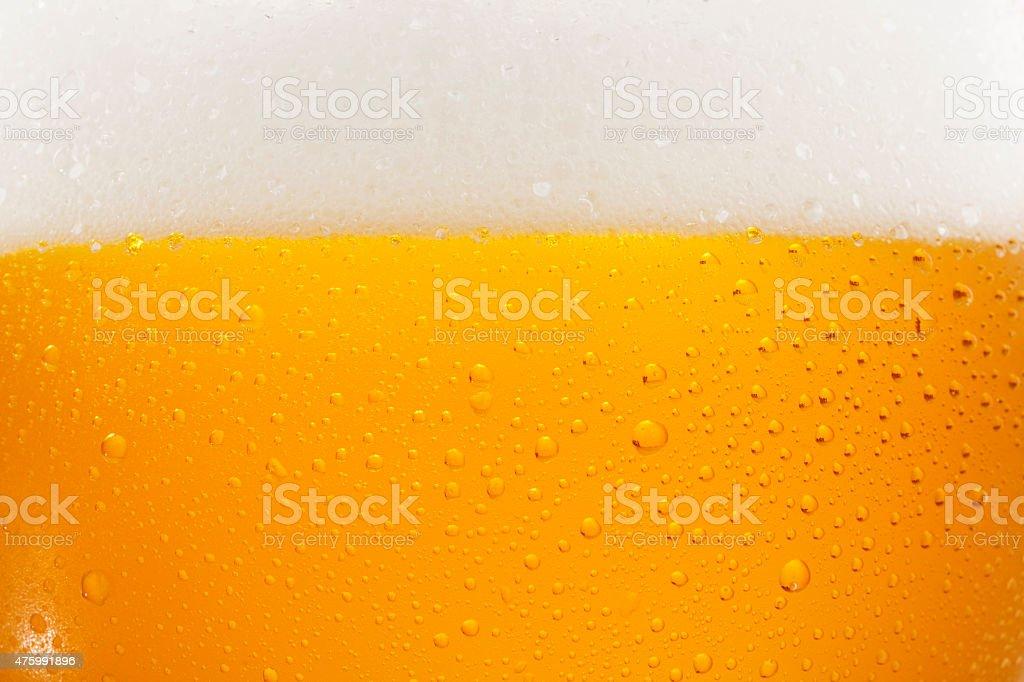 Fundo de cerveja - foto de acervo