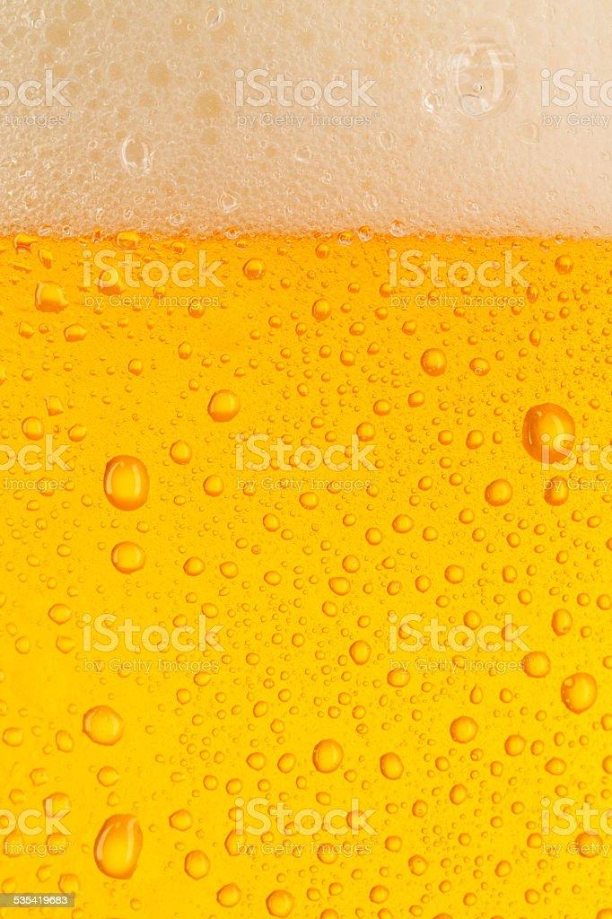Sfondo di birra - foto stock