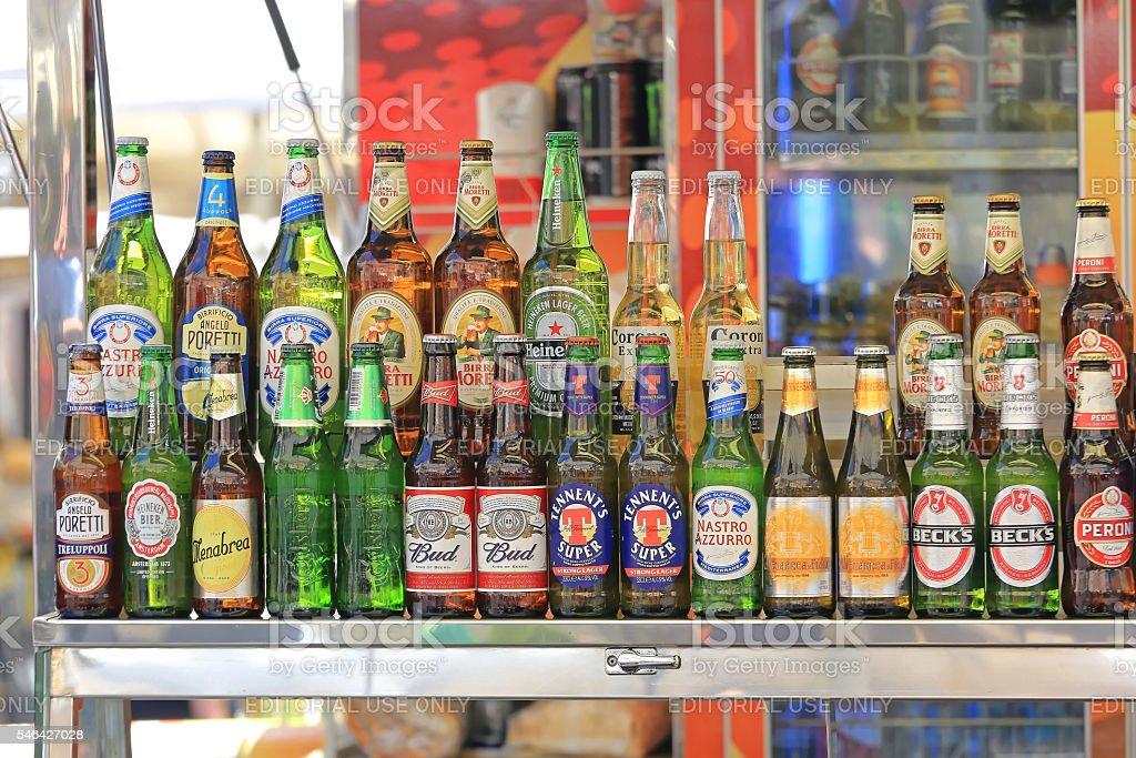 Beer Bar stock photo