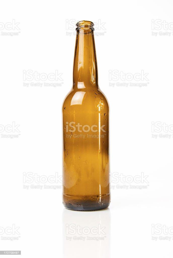 Beer bottle stok fotoğrafı