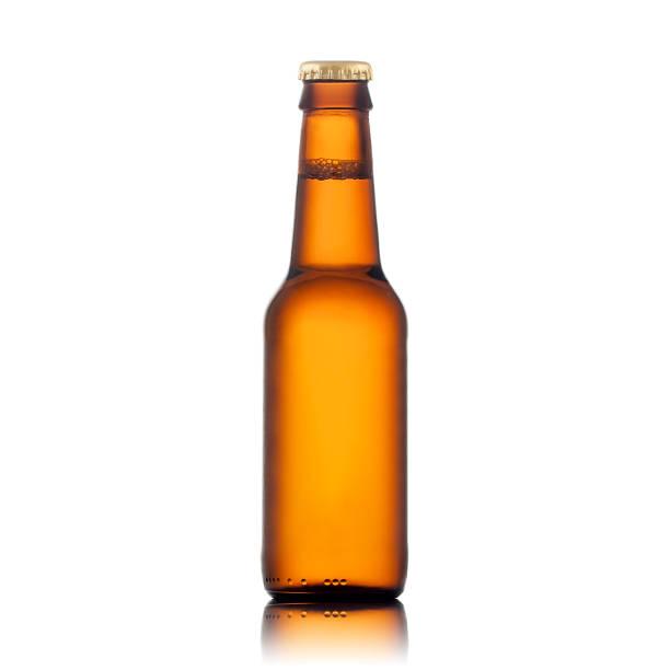 Bira şişesi stok fotoğrafı