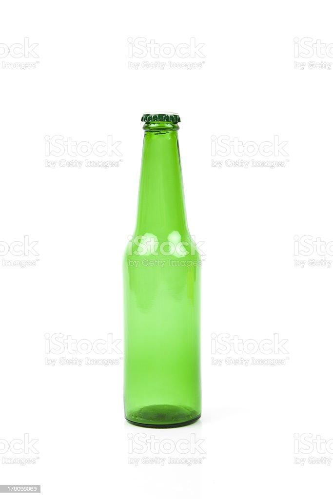 Beer Bottle Series stock photo