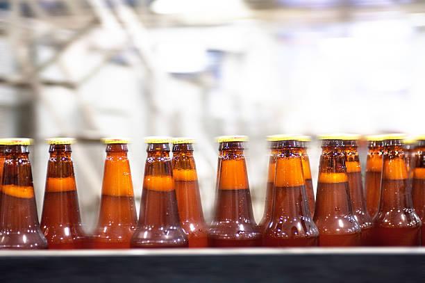 Bier-Förderanlage – Foto