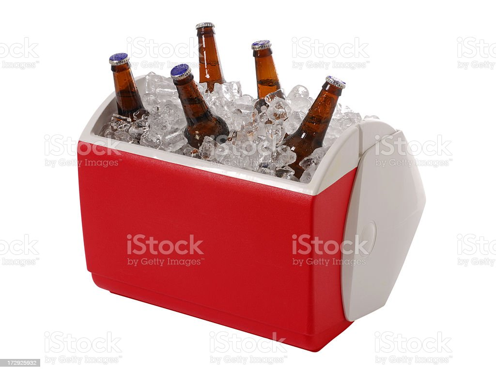 beer cooler stock photo more pictures of alcohol istock
