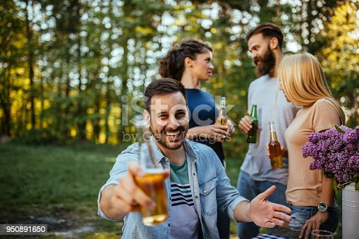 istock Beer for a hot summer day 950891650