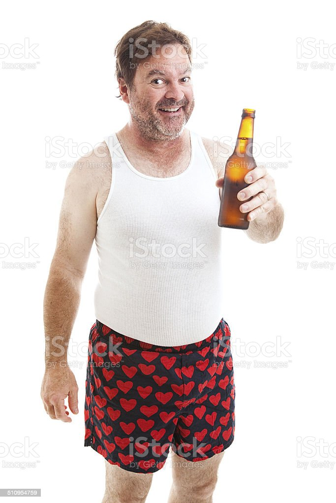 Beer For You stock photo
