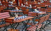 Typical bavarian restaurant