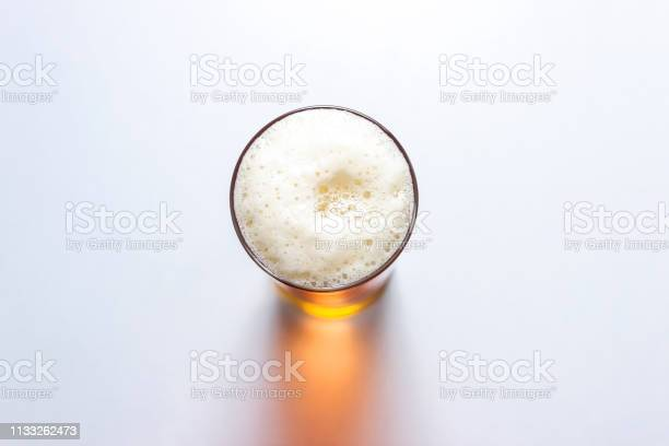 Beer glass isolated on white background top view picture id1133262473?b=1&k=6&m=1133262473&s=612x612&h=7n7uybv1jjvfu7bohatoupshjp2hw2wyiailah81nkm=