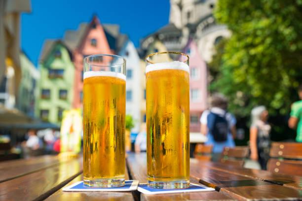 Bier in Köln – Foto