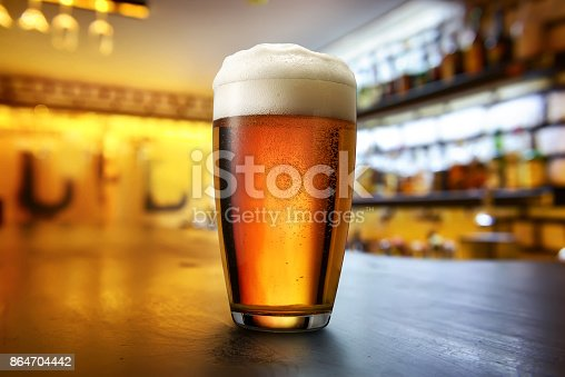 istock Beer in the pub 864704442