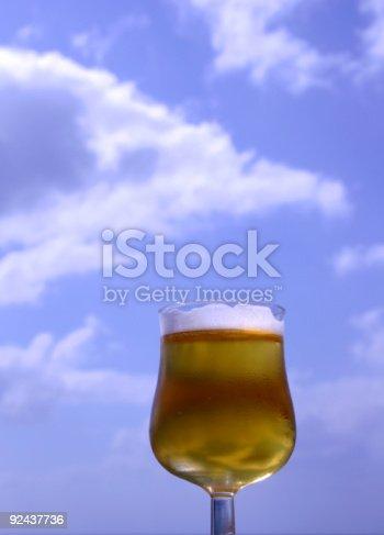 istock Beer in The Sky 92437736