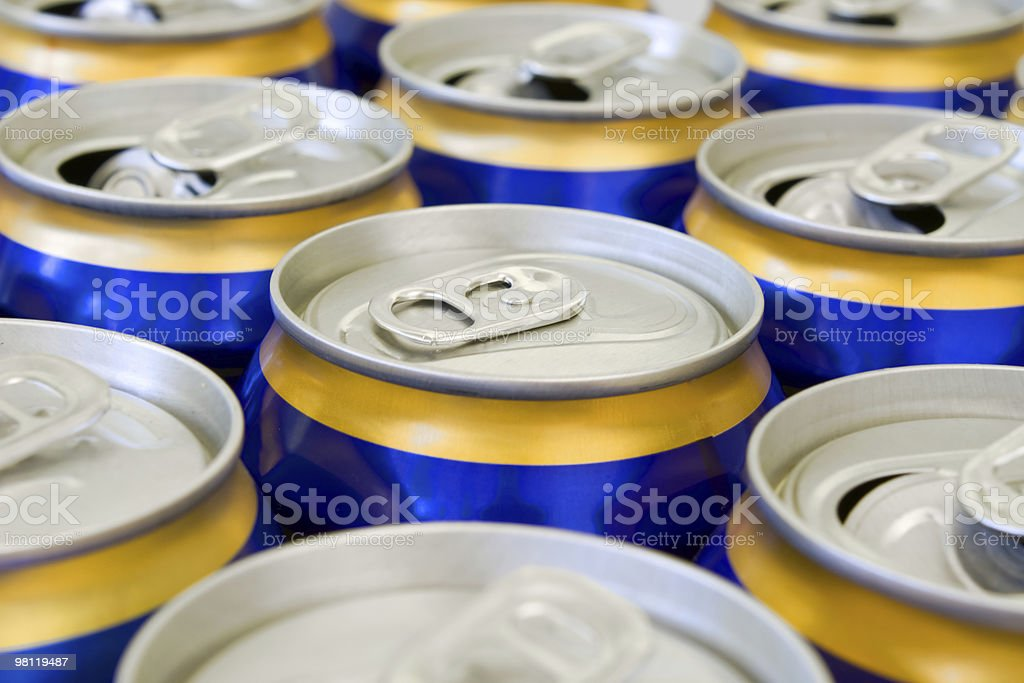 Beer jars royalty-free stock photo