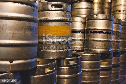 istock Beer Keg Background 894044270