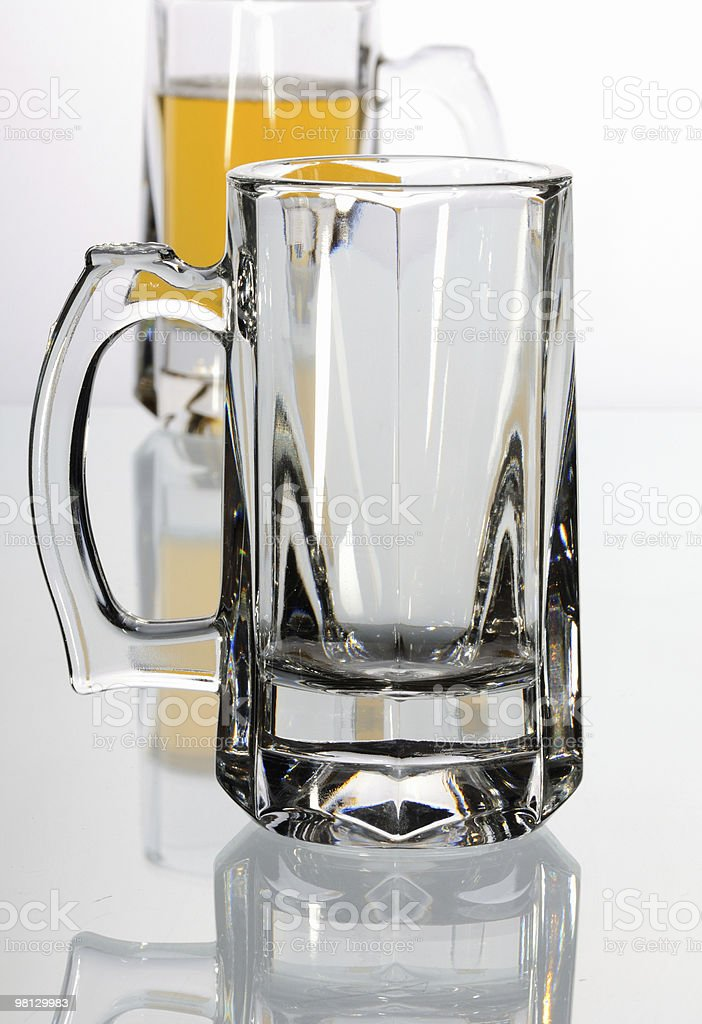 Beer mug royalty-free stock photo