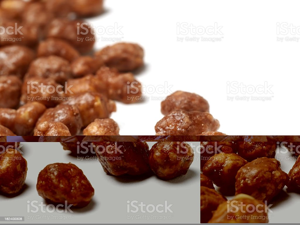 Beer Nuts royalty-free stock photo