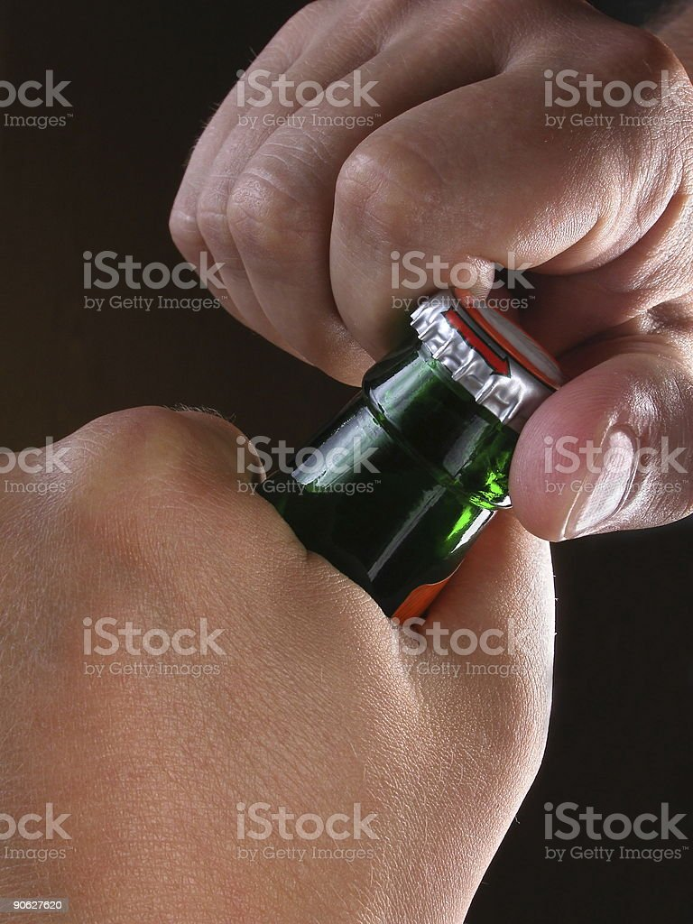 Bier-Eröffnung – Foto