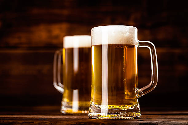 beer beer beer glass stock pictures, royalty-free photos & images