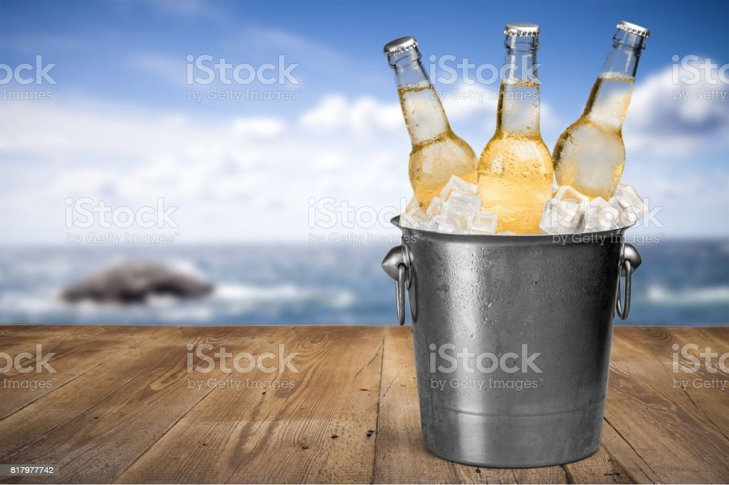 Beer. stock photo
