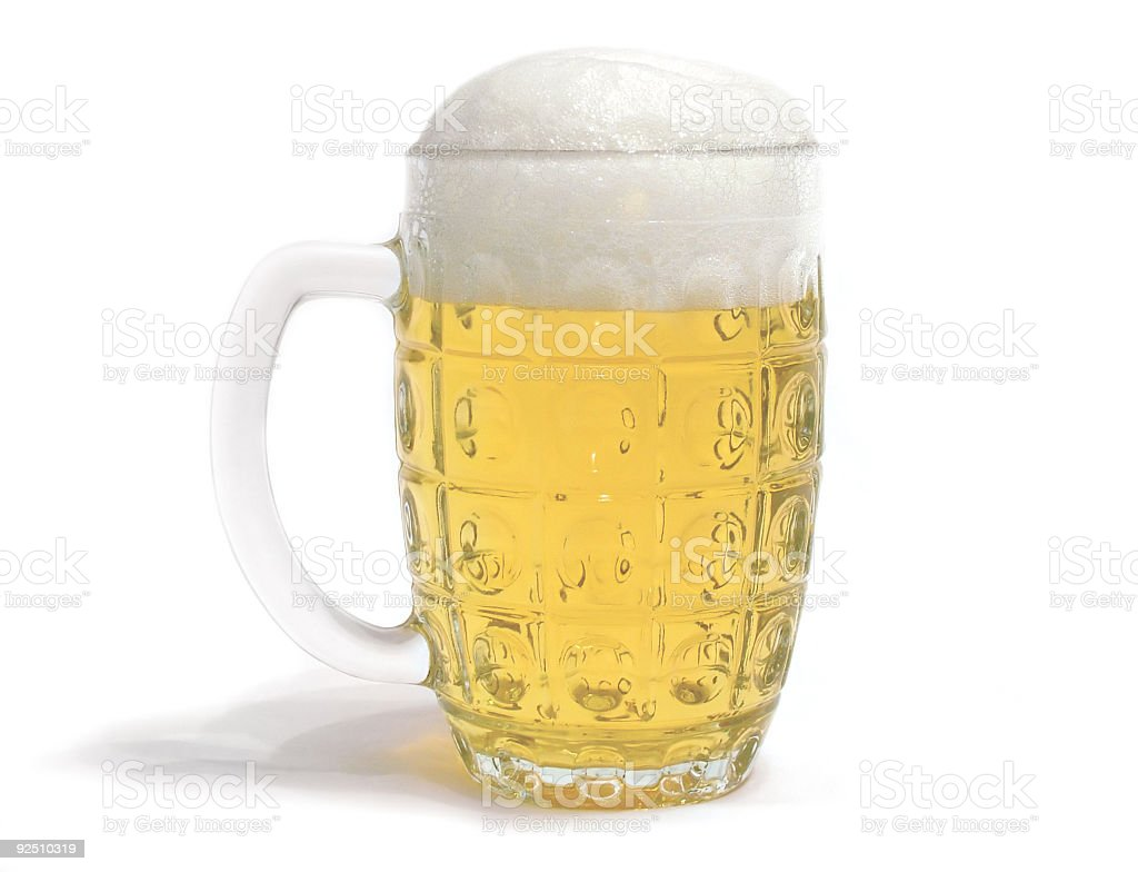 Beer royalty-free stock photo