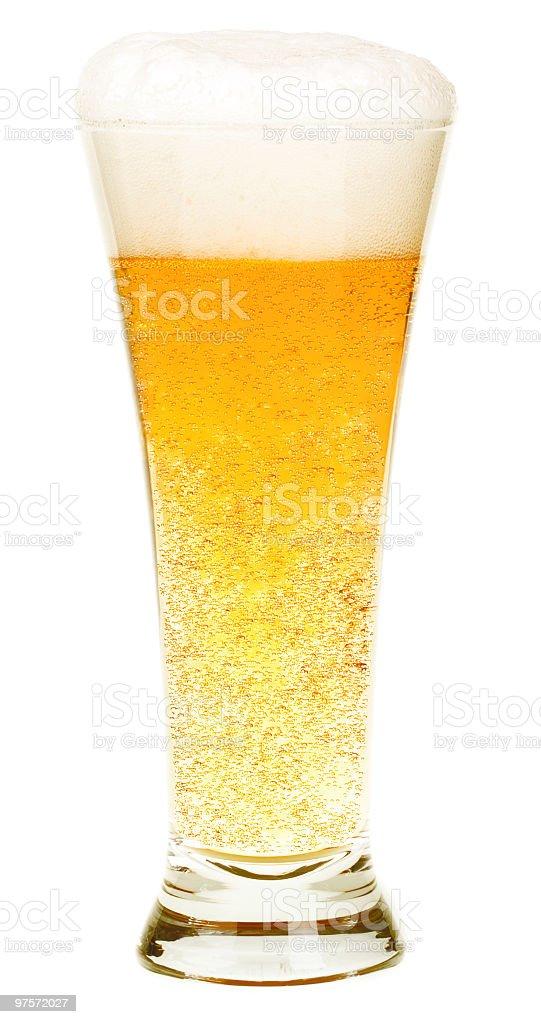 De la bière photo libre de droits