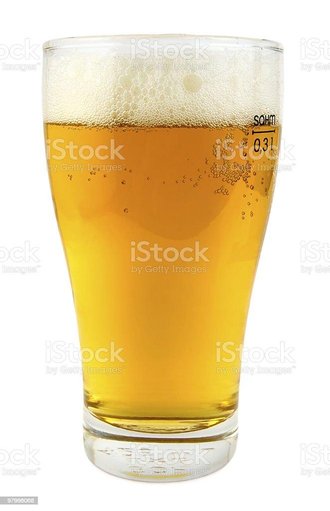 Beer royalty free stockfoto