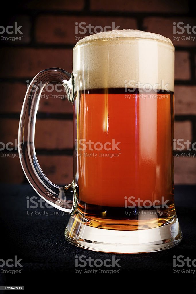 Beer Pub royalty-free stock photo